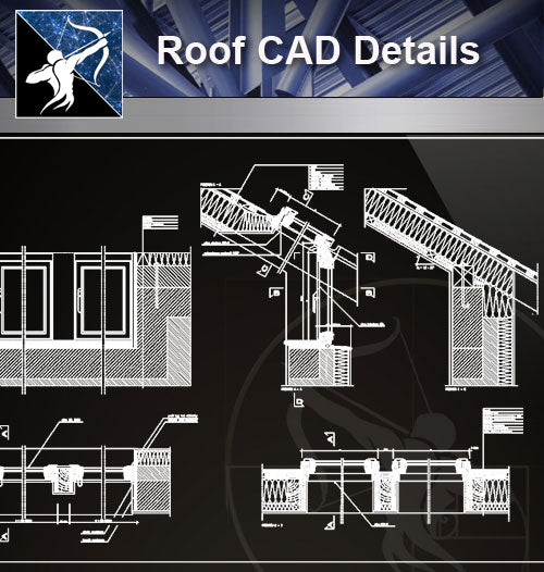 【Roof Details】Free Roof Details 2
