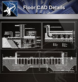 【Floor Details】-Free Floor CAD Details 2 - Architecture Autocad Blocks,CAD Details,CAD Drawings,3D Models,PSD,Vector,Sketchup Download