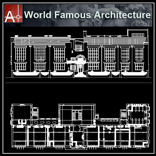 【Famous Architecture Project】Glasgow School of Art-CAD Drawings - Architecture Autocad Blocks,CAD Details,CAD Drawings,3D Models,PSD,Vector,Sketchup Download