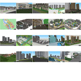 ★Best 20 Types of Residential Building Landscape Sketchup 3D Models Collection V.9 - Architecture Autocad Blocks,CAD Details,CAD Drawings,3D Models,PSD,Vector,Sketchup Download