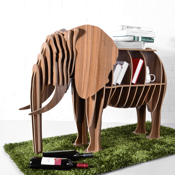 High-end DIY Wood Desk Elephant Storage Table Wooden Animal Wild Africa Elephant Creative Furniture For Art Home Decor TM006M - Architecture Autocad Blocks,CAD Details,CAD Drawings,3D Models,PSD,Vector,Sketchup Download