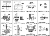 【Architecture Details】Details Collection - Architecture Autocad Blocks,CAD Details,CAD Drawings,3D Models,PSD,Vector,Sketchup Download