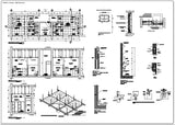 【CAD Details】Detail drawing of Toilet and Bath design CAD Drawing