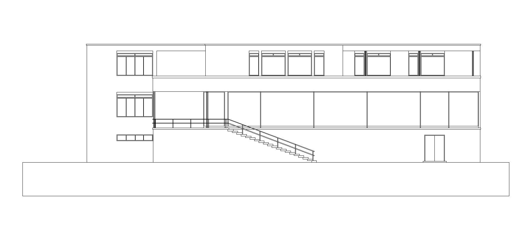 【Famous Architecture Project】Tugendhat Villa-Ludwig Mies van der Rohe-CAD Drawings