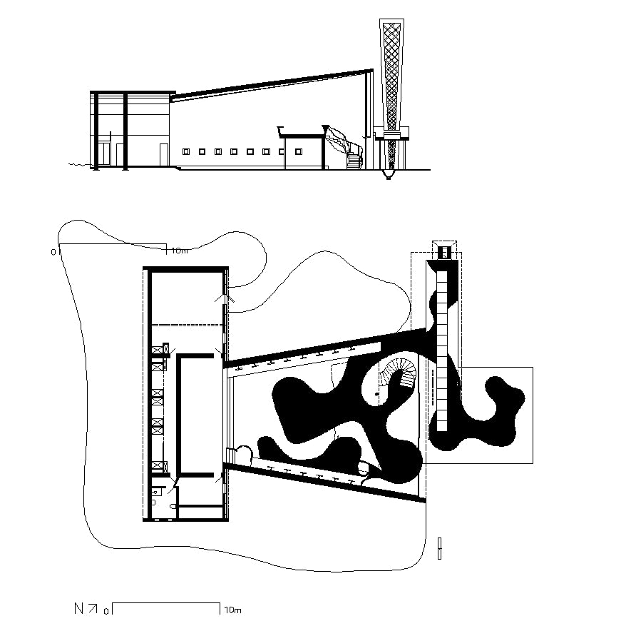 【Famous Architecture Project】Oscar Niemeyer-Architectural works