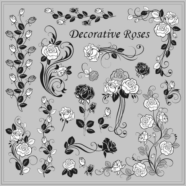 ★Free Vector Decoration Design Elements V.3-Download Illustration AI Vector Files - Architecture Autocad Blocks,CAD Details,CAD Drawings,3D Models,PSD,Vector,Sketchup Download