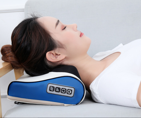 Fersen:tm: Electric Cervical Massage Pillow