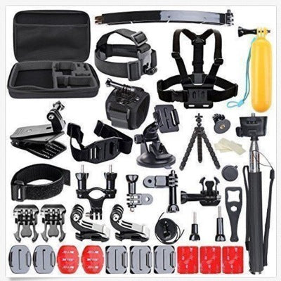 Hot sale, Gopro sports camera set 50 in 1