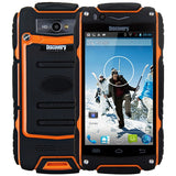 4.0 inch Discovery V8 Android 4.4 3G Smartphone MTK6572 1.0GHz Dual Core WiFi GPS Waterproof Dustproof Shockproof 4GB ROM-Brand Phones-The Top Daily Deals
