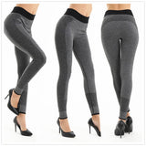 Cross border, European and American sports Yoga Pants outdoor fitness running speed dry tight nine points to beat underpants wholesale