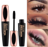 1PC New Long Curling mascara Makeup Eyelash Black Waterproof Fiber Mascara Eye Lashes makeup 4d silk fiber lash mascara-Beauty & Fashion-The Top Daily Deals