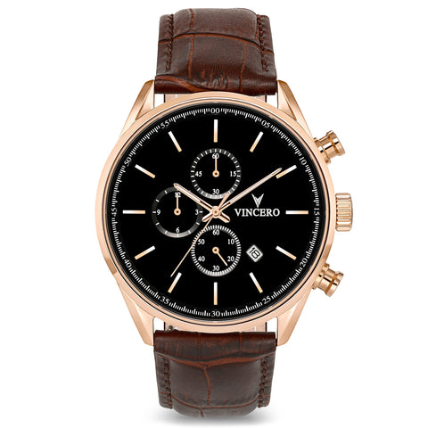 The Chrono S - Rose Gold-Chrono S-The Top Daily Deals