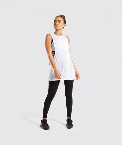 Fit Leggings - Black/White-Womens Leggings-The Top Daily Deals