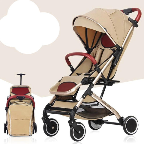 TRAVELER'S STROLLER - ULTRA LIGHT WEIGHT