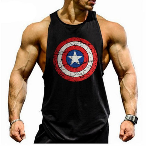 Superhero fitness tank for men-The Top Daily Deals