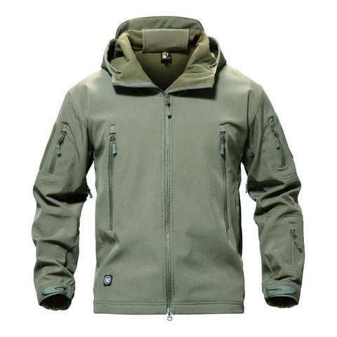 Shark Skin Hoody Jacket-The Top Daily Deals