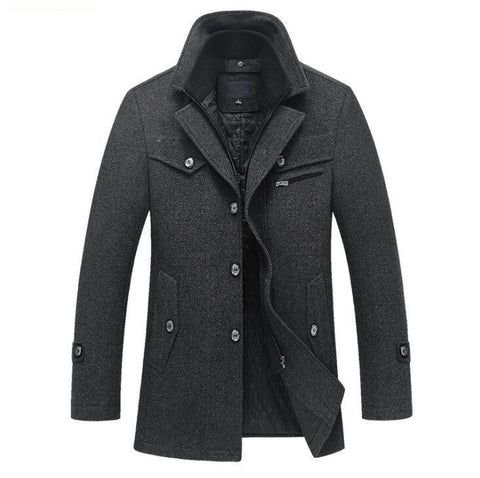 Slim Fit Casual Jacket-The Top Daily Deals