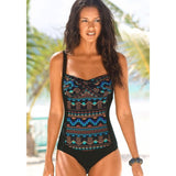 One Piece Swimsuit - Plus Size-The Top Daily Deals