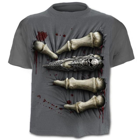 SKULL GRIP 3D TEES-The Top Daily Deals