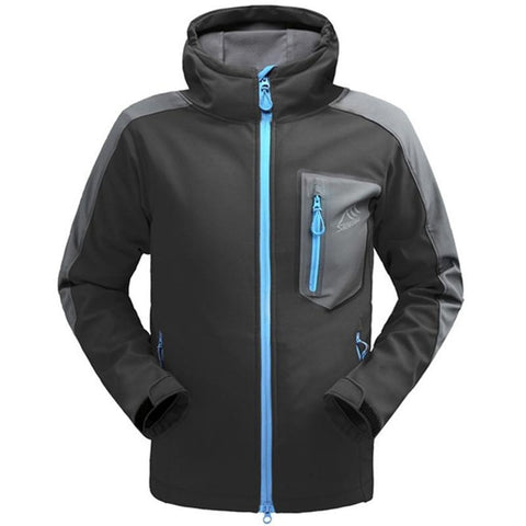 Men's Snow Rain Waterproof Jacket-The Top Daily Deals