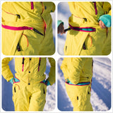 One Piece Women Waterproof Snow Jumpsuit-The Top Daily Deals
