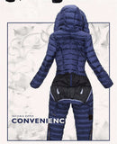 One Piece Women Snow, Skiing, Jumpsuit Tracksuit-Women tracksuit-The Top Daily Deals