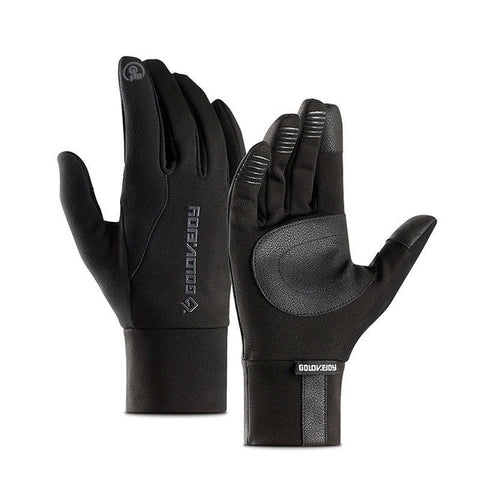 Leather Touch Screen Winter Gloves-The Top Daily Deals