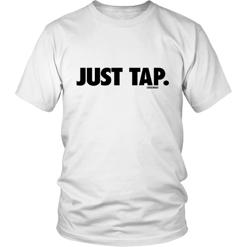 Just Tap - White -