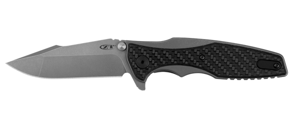 Zero Tolerance 0393GLCF Glow in the Dark Carbon Fiber Overlay