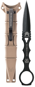 176BKSN	SOCP DAGGER, FB, SHEATH BENCHMADE