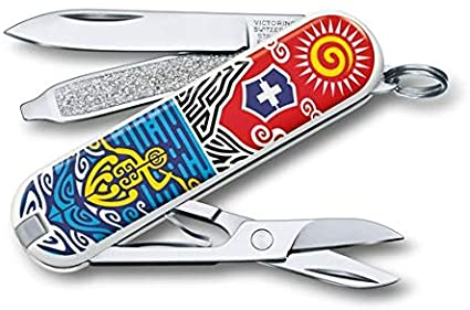 Victorinox Swiss Army Classic Limited Edition 2018 New Zealand