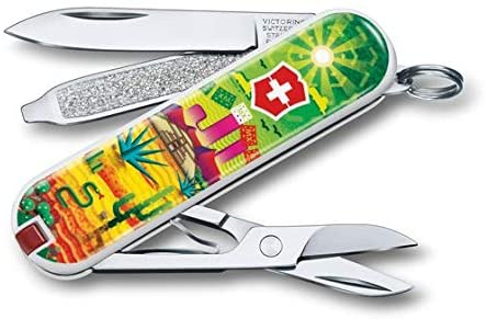 Victorinox Swiss Army Classic Limited Edition 2018 Mexico sunset