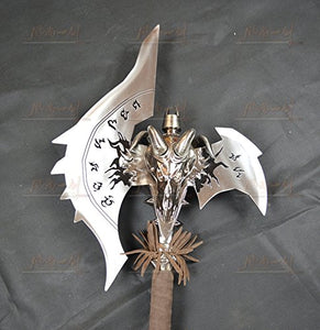World Of Warcraft SHADOWMOURNE AXE SHADOW'S EDGE 43""