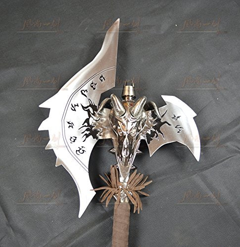 World Of Warcraft SHADOWMOURNE AXE SHADOW'S EDGE 43