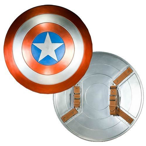 The Avengers Captain America Shield Prop Replica