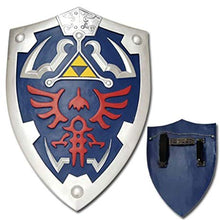 Zelda Triforce Shield