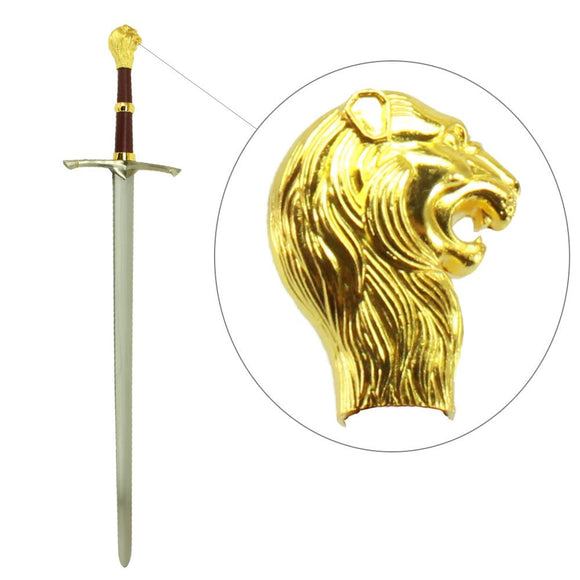 Chronicles of Narnia: Peter's Sword with Scabbard