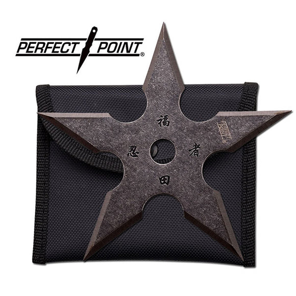 PERFECT POINT 90-20SW THROWING STAR 4
