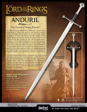 Lord of the Rings: Anduril, sword of the King