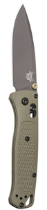 535 GRY-1 BUGOUT, AXIS, DROP POINT BENCHMADE