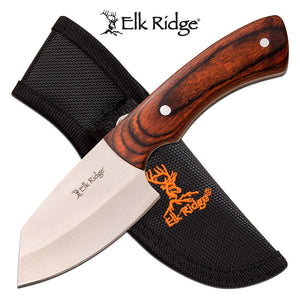 ELK RIDGE ER-200-27BR FIXED BLADE KNIFE