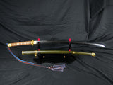 "Kengo 41 1/2"" 1095 World war 2 Japanese military GUNTO katana"