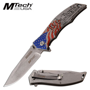 MTECH USA MX-A849SW SPRING ASSISTED KNIFE