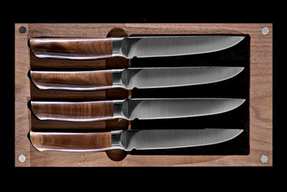 Ferrum Reserve 4pc Steak Knife Set