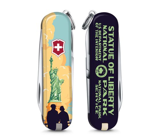 Swiss Army Classic SD US National Park New York