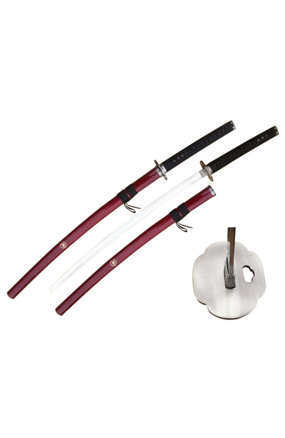 Kenshin Reverse Blade Sword display