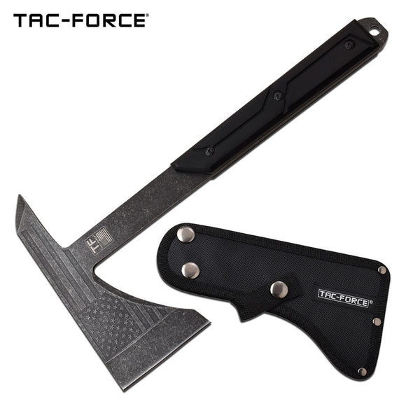 TAC-FORCE TF-AXE001SW TACTICAL TOMAHAWK USA gray