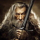Lord of the rings, The Hobbit' Glamdring-Sword of Gandalf