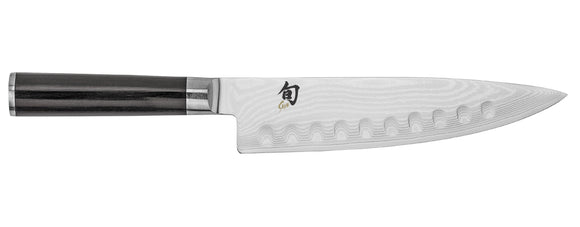 Shun CLASSIC 8-IN. HOLLOW-GROUND CHEF'S KNIFE