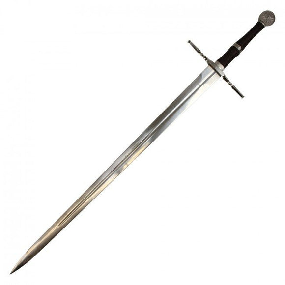 The Witcher 3: Geralts Steel Sword 3 Replica With Scabbard